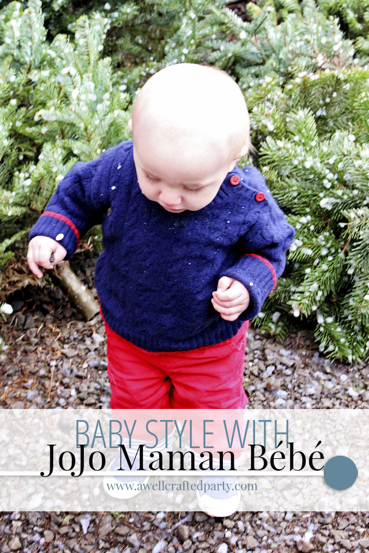 Baby Style: JoJo Maman Bébé for Winter