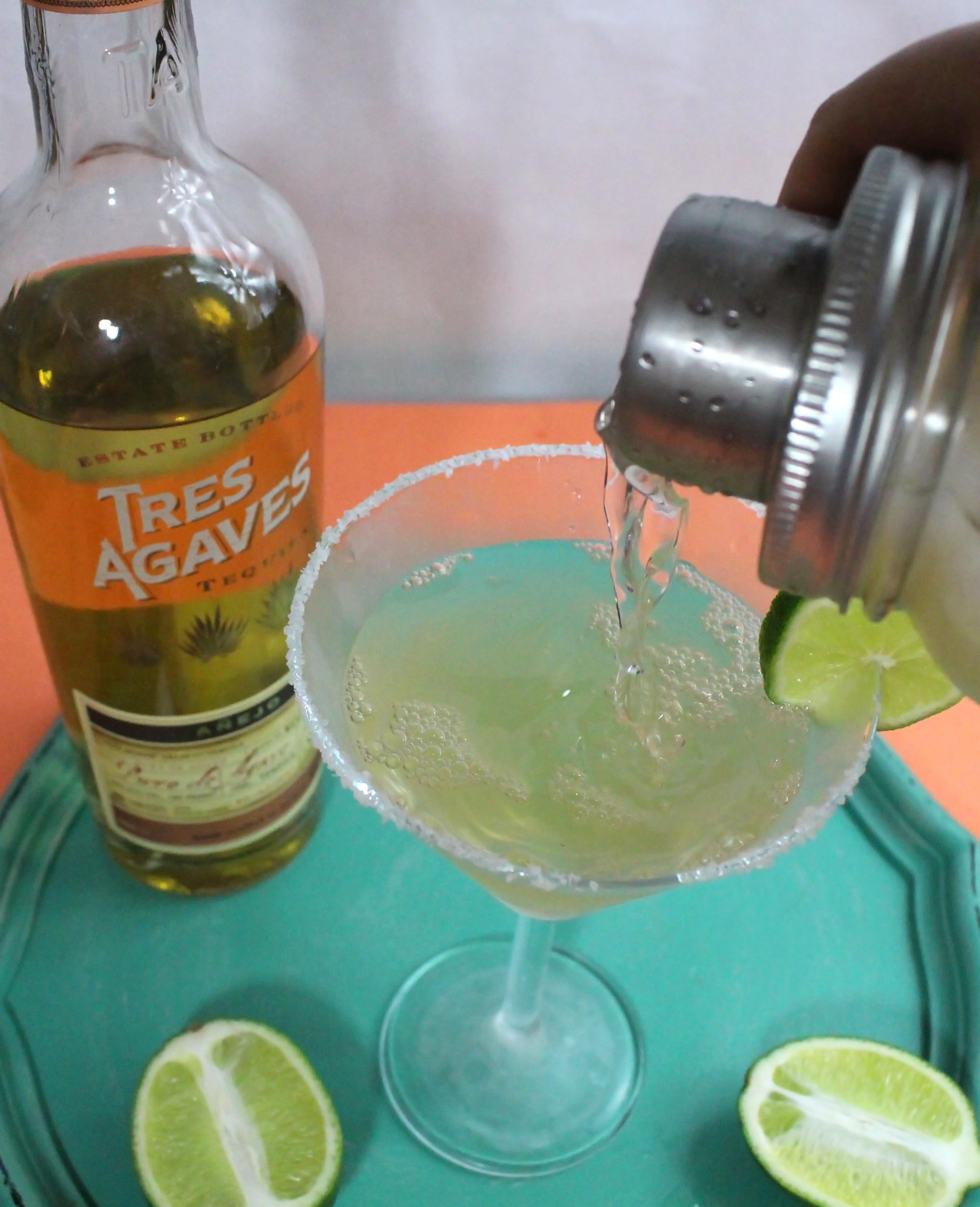 Cocktail Recipe: Perfect Margarita
